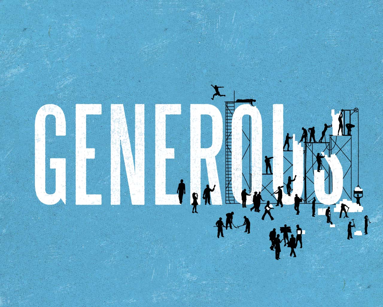 what generous means
